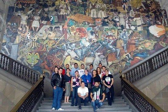 Walking Tour Mexico City Impressive...
