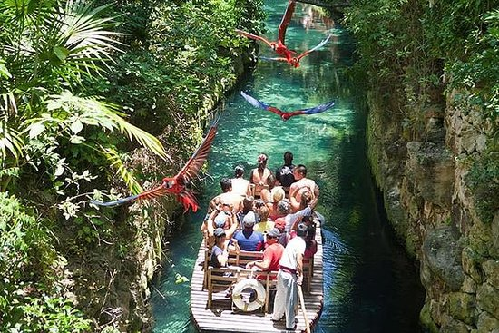 Xcaret Plus Tour - Transporte incluido