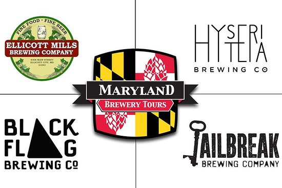 Maryland Brewery Tours - 6.22.2019...