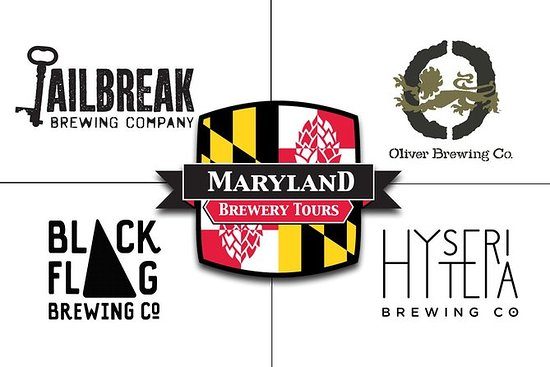 Maryland Brewery Tours - 6.8.2019...
