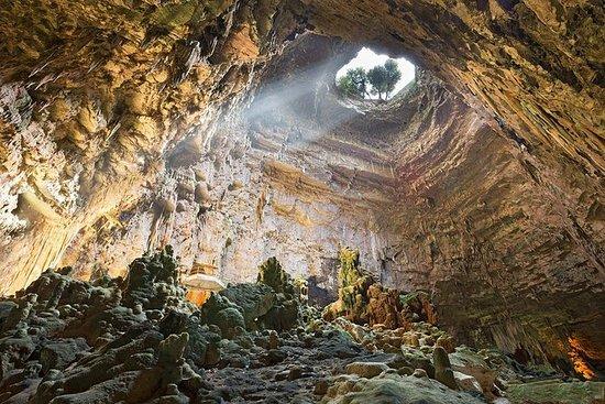 Castellana Caves + Polignano a Mare...