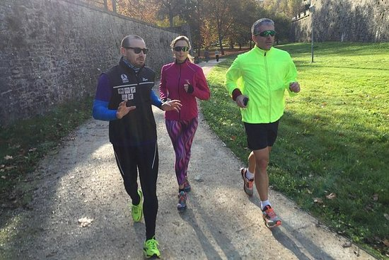 City Running Travel Package Pamplona