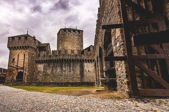 贝林佐纳城堡摄影之旅