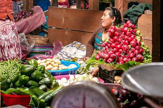 Cours de cuisine guatémaltèque et...