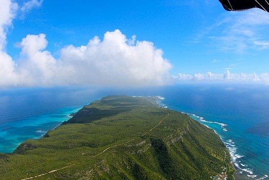 Aerial Excursion Petit Terre ULM 135...