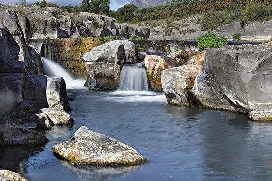 山地自行車遊覽阿爾坎塔拉河公園,阿爾坎塔拉峽谷