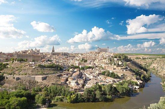 Visita di mezza giornata a Toledo e