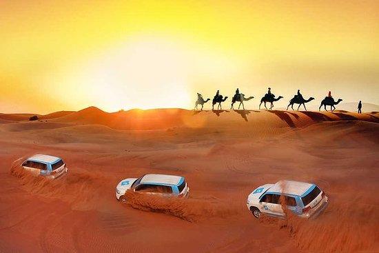 Expérience privée dans le désert avec...