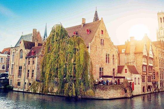 Besøk Bruges, halv dag, avgang i...