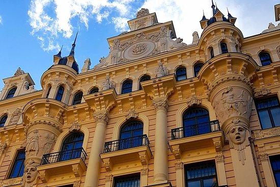 Schöne Jugendstil-Tour durch Riga