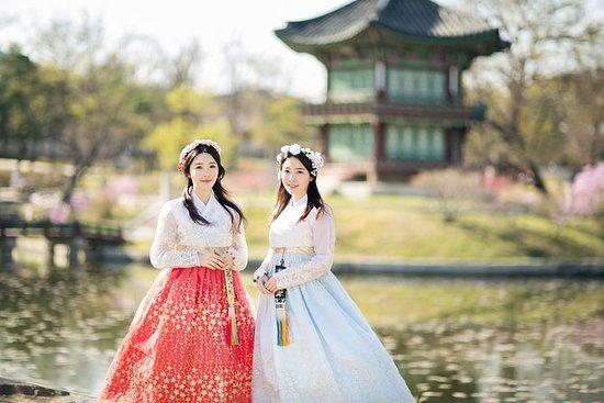 Gyeongbokgung Hanbok Photoshoot Bukchon Hanok village Snaps edited
