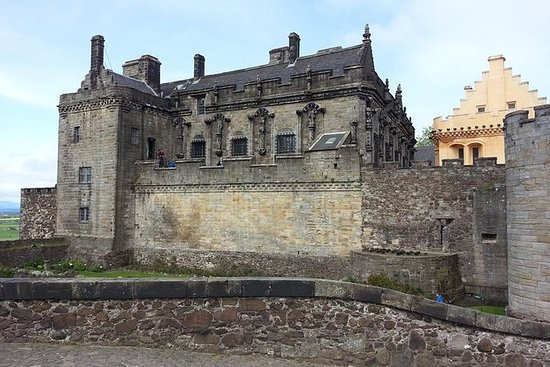 Tour di Stirling Castle, Trossachs