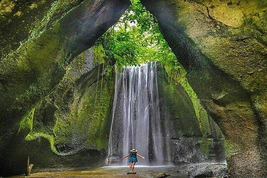 Excursión de un día a la cascada Tukad...