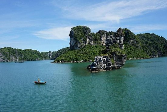 Lan Ha Bay: 1-daagse tour met kajak- en ...