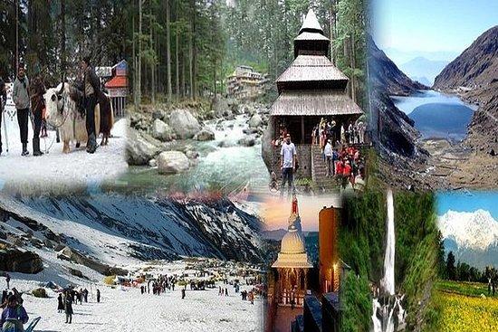 Fullfør Himachal tur pakke fra Delhi