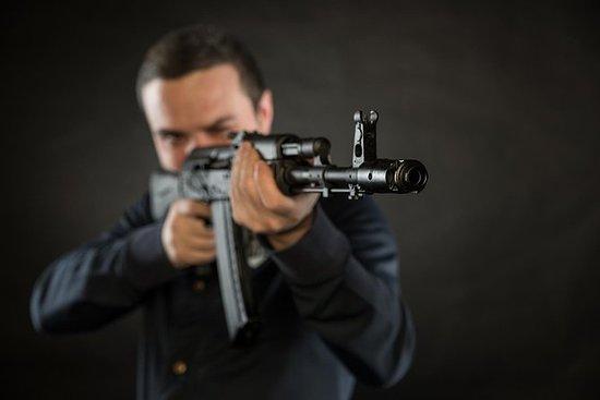 Kalashnikov Shooting Tour