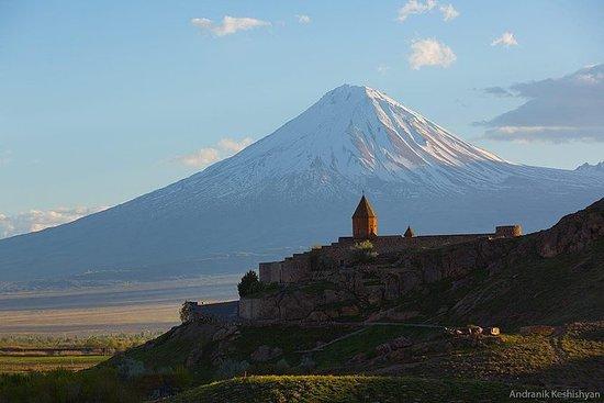 Verlieben Sie sich in Südarmenien...