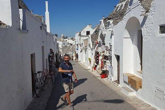 UNESCO's Alberobello and Matera from...
