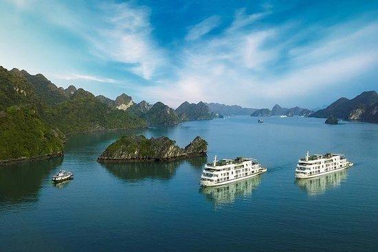 Halong Bay 2 Tage - 1 Nacht mit einer...