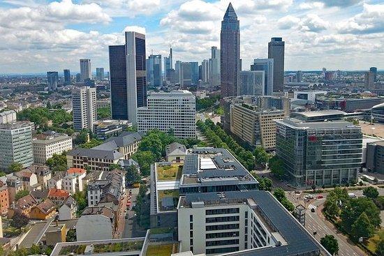 Frankfurt - Privat tur med lisensiert...