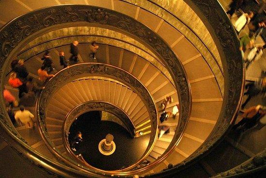 Museus do Vaticano e Capela Sistina...
