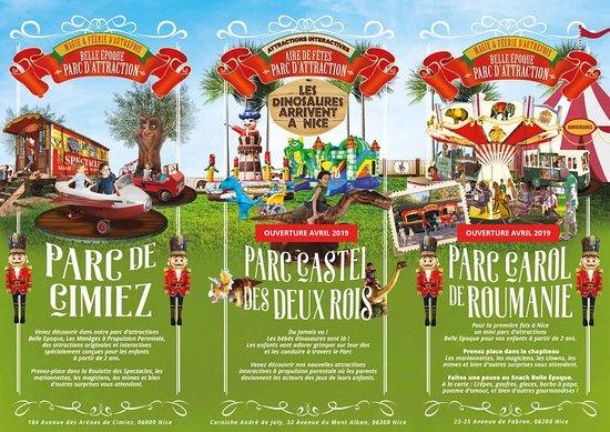 Parc d'Attractions Belle Epoque