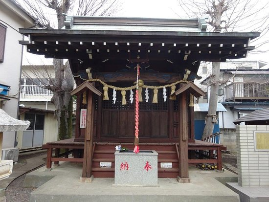 Dai Roku Ten Shrine