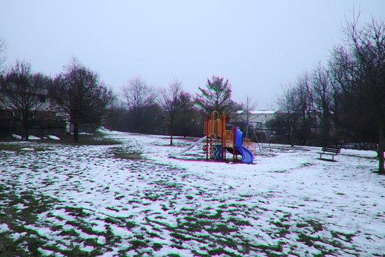 Kitchener, Canada: The playground