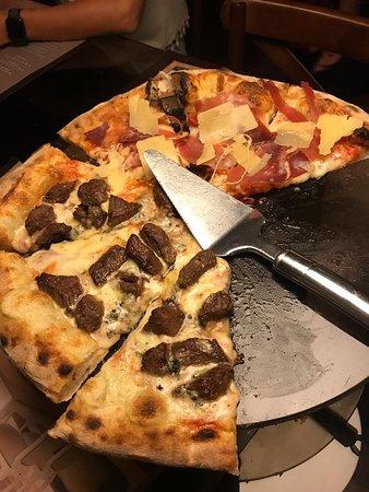 Pizza maravilhosa e local aconchegante!!!
