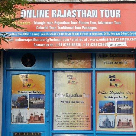 Online Rajasthan Tour