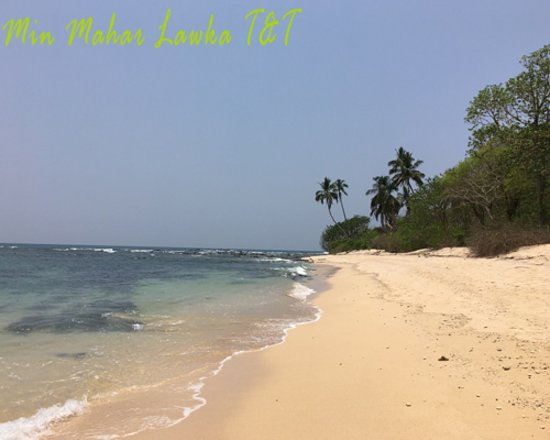 Rakhine State, Myanmar: Gwe Beach