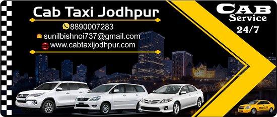 Cab Taxi Jodhpur