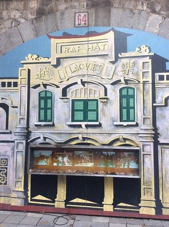 Phung Hung Mural Street