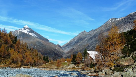 Rifugio Ventina - Day Excursions