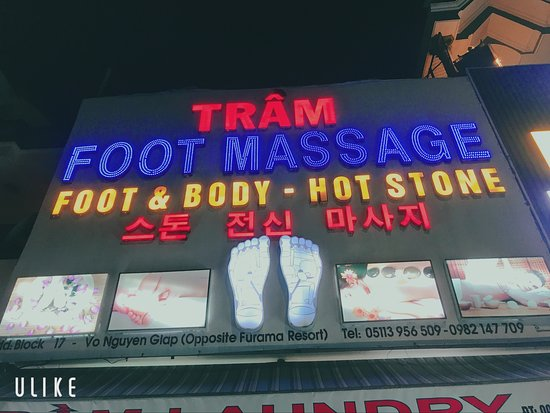 Tram Foot And Body Massage
