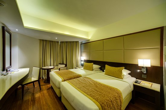 Foto de Ramee Guestline Hotel, Juhu, Mumbai (Bombay): Thai Spa/ Massage Room in Reborn Spa & Wellness Centre - Tripadvisor
