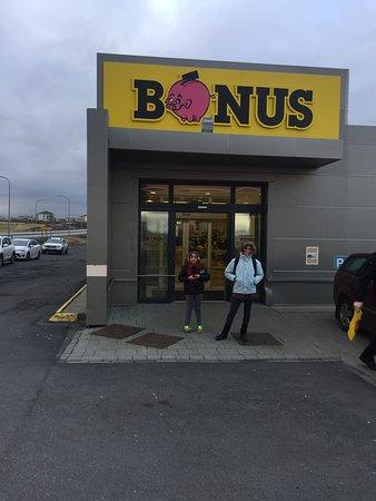 Bonus Reykjavik