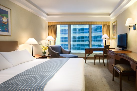 Harbour Grand Kowloon: Harbourview King