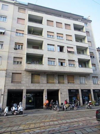 Ex Casa Melzi Pertusati
