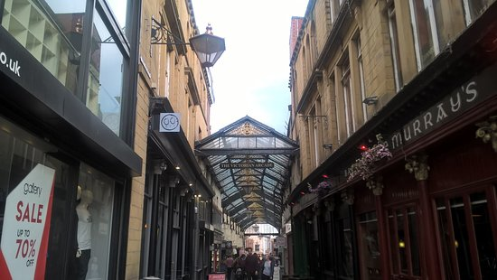 The Victorian Arcade