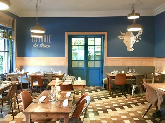 La Table De Max Lyon Menu Prices Restaurant Reviews