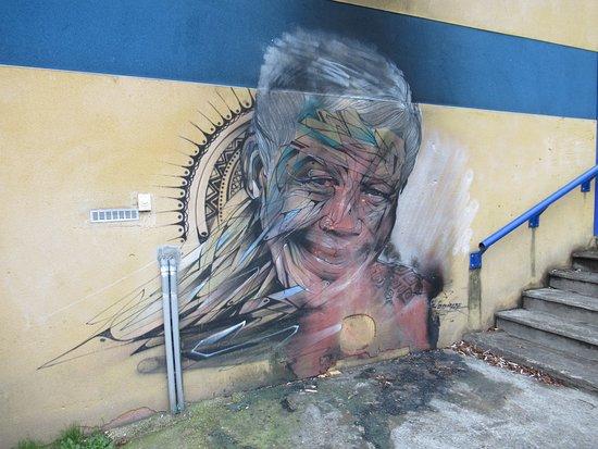 Fresque Mandela