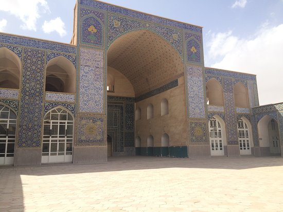 Jameh Mosque of Kerman