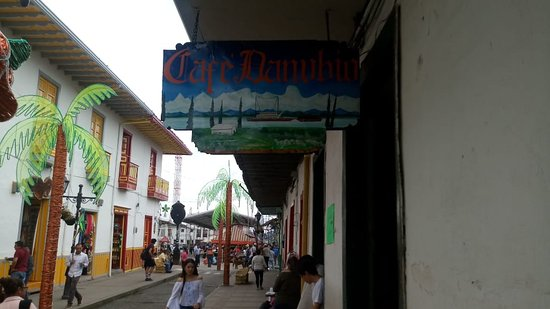 Bar Danubio