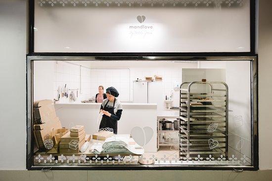 mandlove SRDCO: Our bakery.