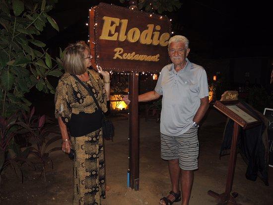 Elodie Restaurant: À l ouverture de ce restaurant