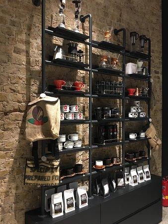 Espressolab Karaköy: Espressolab Products