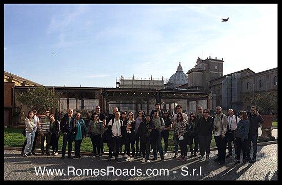 Www.RomesRoads.com - S.r.l חברת הדרכים ברומא - בע״מ