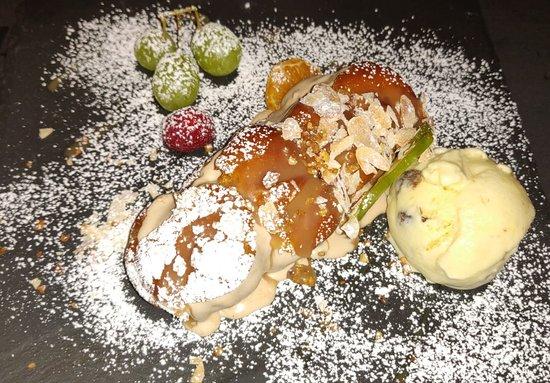 Ile-Tudy, France: Restaurant Le Malamock