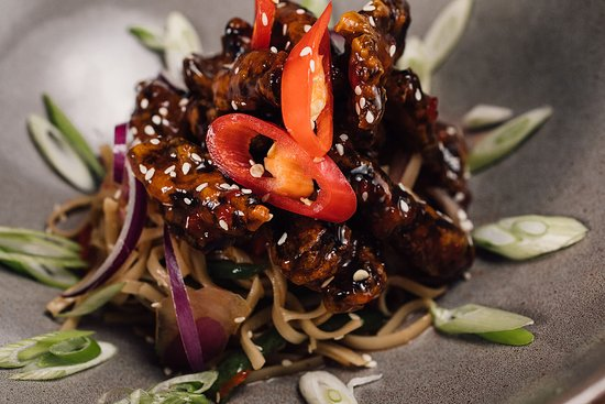 Stables Bar & Grill: Chilli Beef
